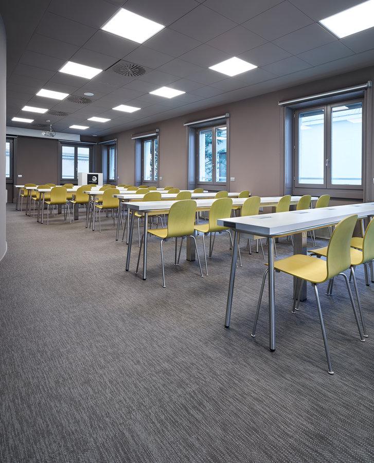 Bolon floors for schools istituto marangoni for Istituto marangoni